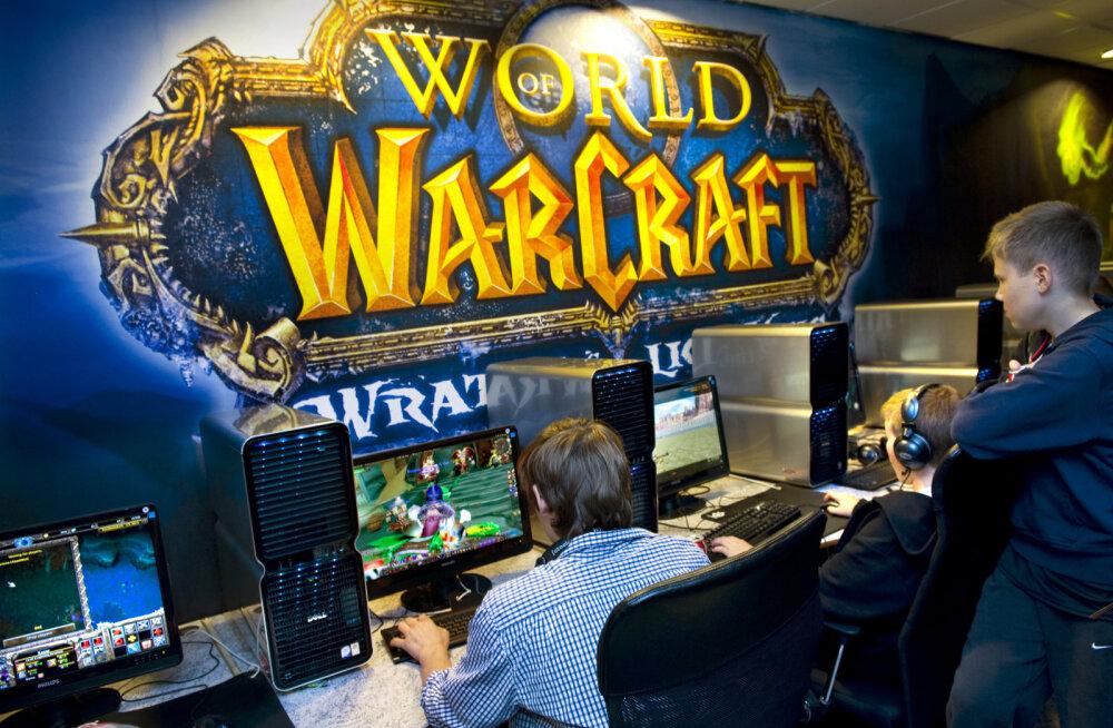 """""""Puhata ja mängida"""": World of Warcraft Classic on nagu Lottemaa"""