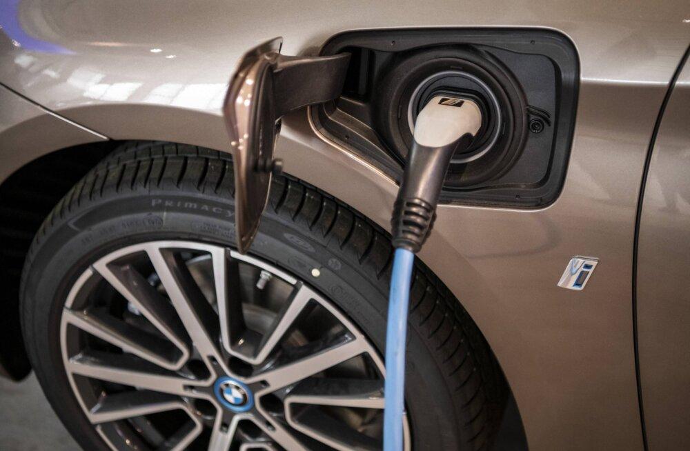 Sakslaste ZF tahab turule tuua rohkemate käikudega elektriauto käigukasti