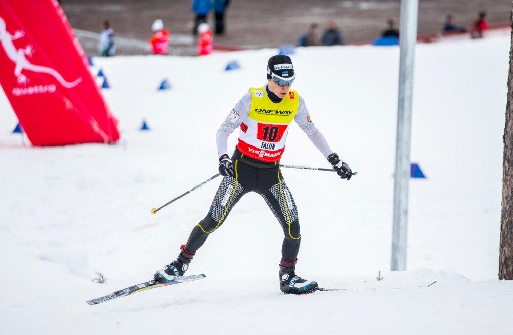 Faluni MMi kahevõistluse meeskonnasõit
