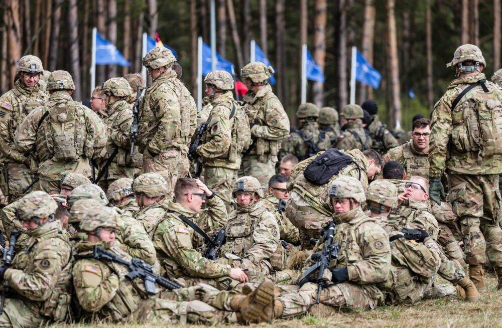 Poola pakub USA-le kuni kaks miljardit dollarit alalise sõjaväebaasi eest