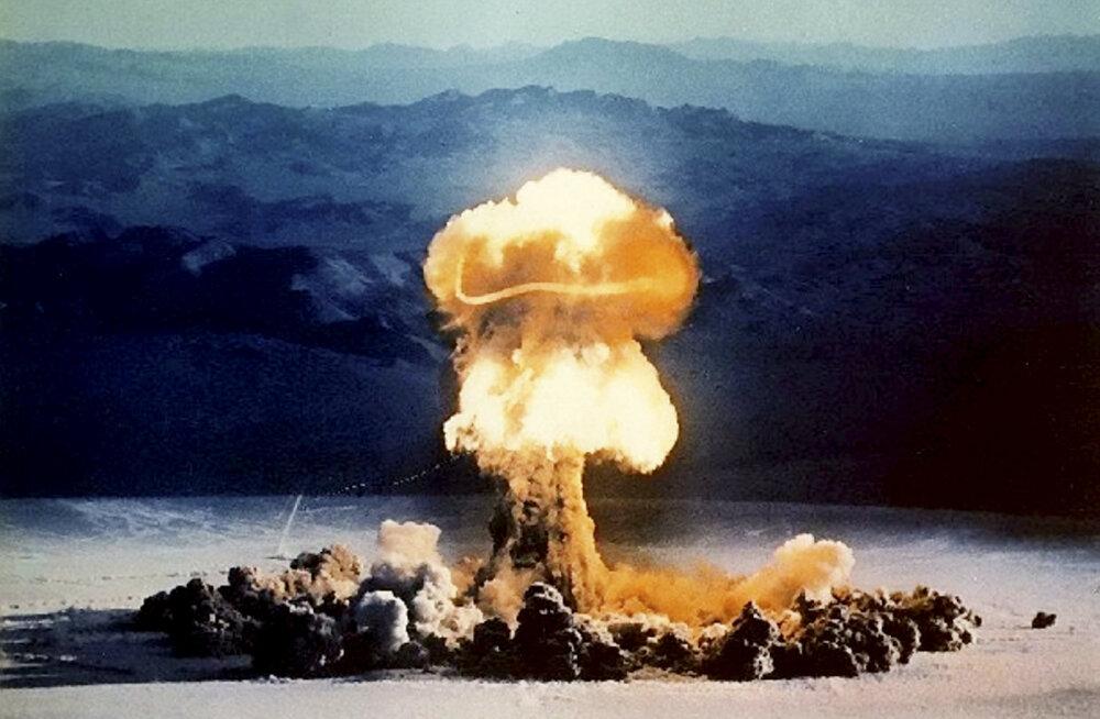 Miks ei saaks tuumapommiga orkaane tõrjuda?