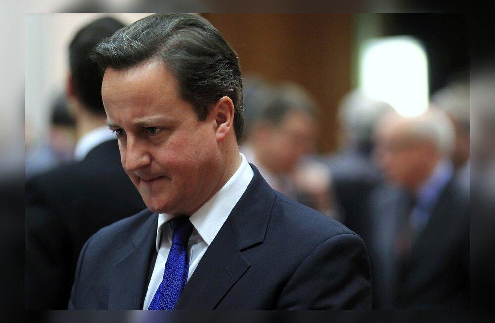 Briti valitsus hakkab toetama inimeste koduostu