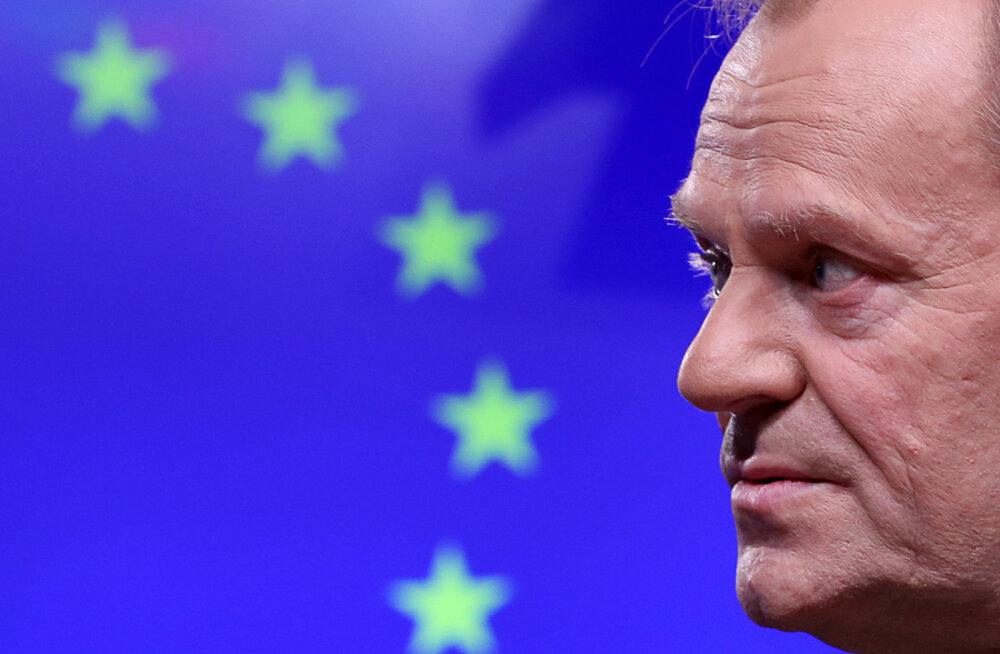 Tusk: Euroopa Liit suhtub iseseisvasse Šotimaasse empaatiaga