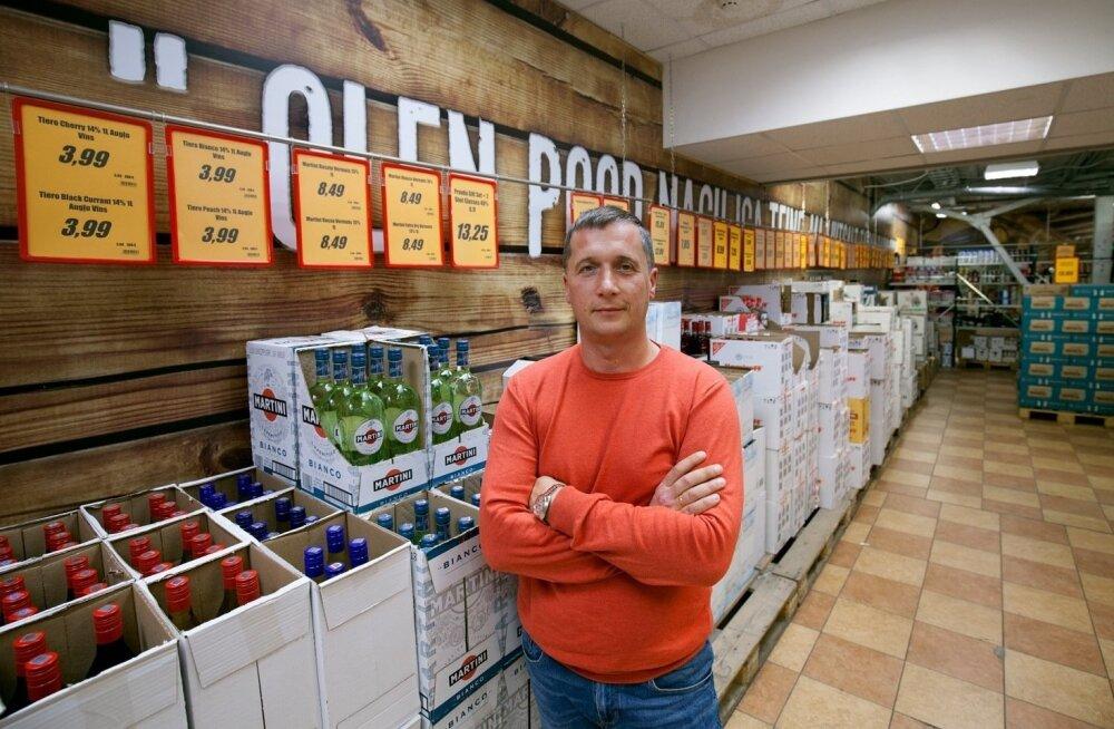 """""""Король"""" приграничной торговли: цены на пиво не снизятся! Равно как и на все остальное"""