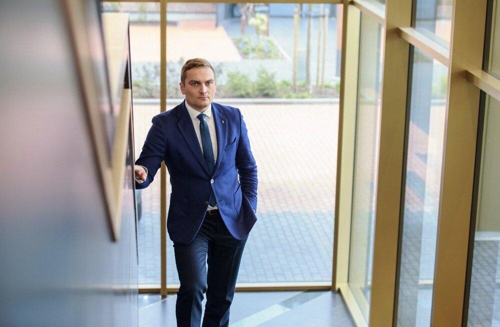 Mainor Ülemiste juhatuse esimees Margus Nõlvak