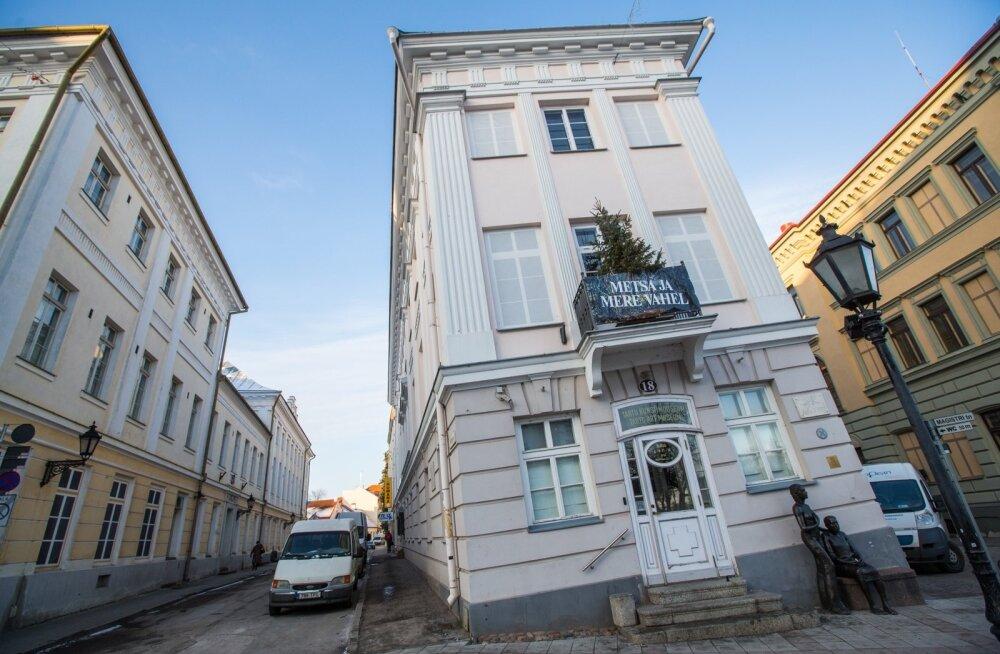 14dd64110ea KULLAFONDIST | Tartu Pisa torn, Barclay maja, Lutsu apteek: kas tead ...