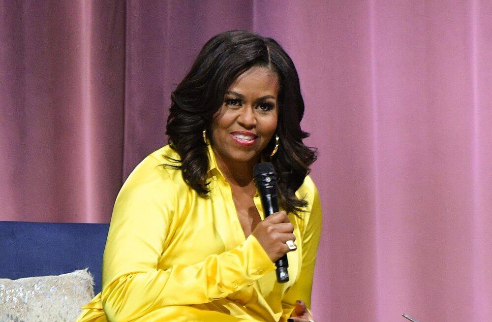 Endine USA esileedi Michelle Obama: mulle on haiget tehtud. Olen olnud maruvihane. Kuid mis tähtsaim — olen üritanud selle kõige üle naerda
