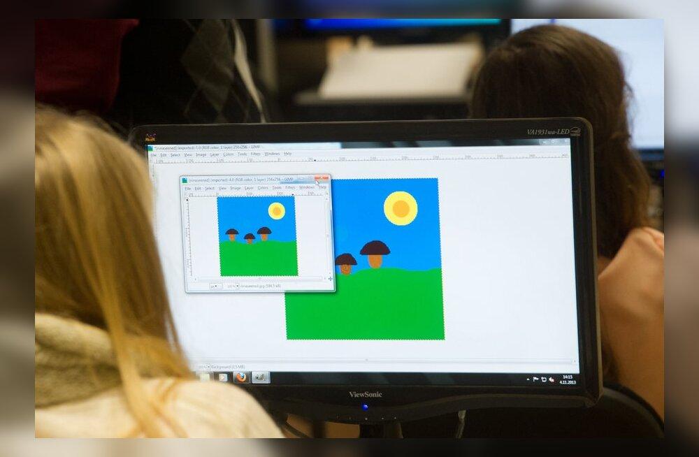 Tallinn katsetab koolides ja lasteaedades Linuxit