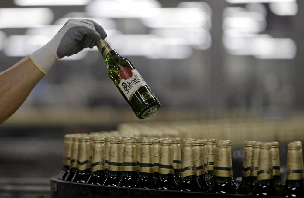 Jaapani õlletootja trügib Euroopa turule