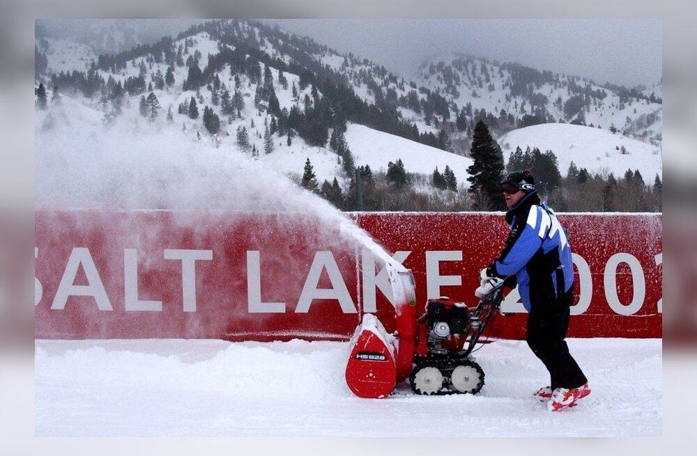 Salt Lake City tahab järjekordseid taliolümpiamänge korraldada