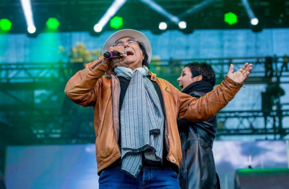 Al Bano kontsert Haapsalus 2017