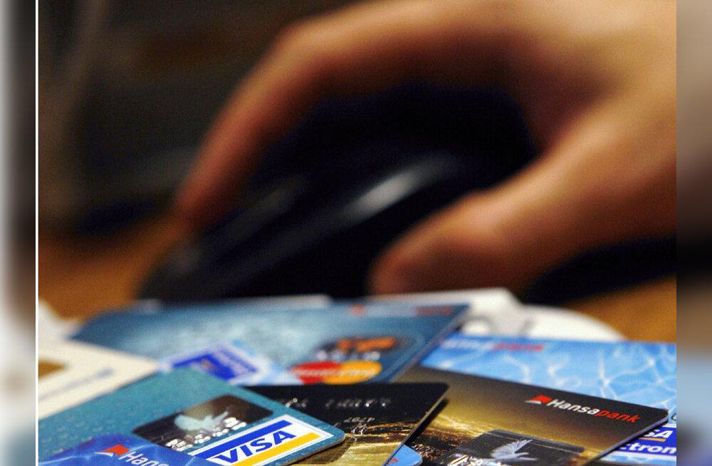 Maailmakuulus küberpätt plaanis rünnakut Swedbankile ja SEB-le