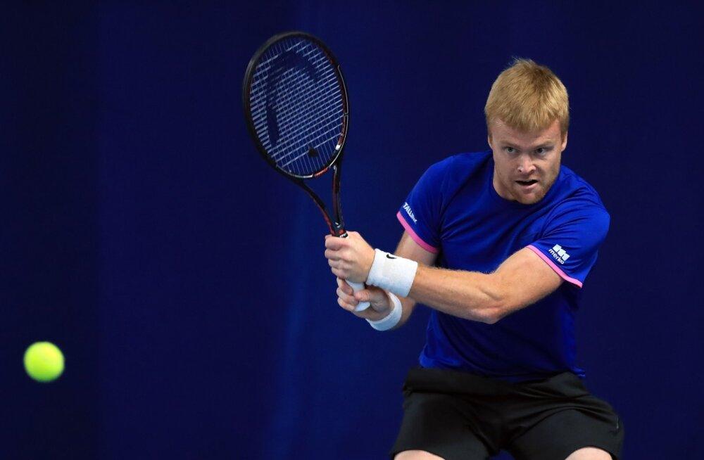 Jürgen Zopp ei kurda ega kavatse tenniseprofi elukutsest loobuda.