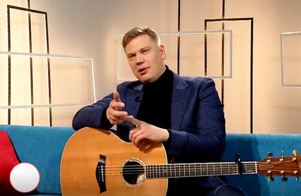 TV3 VIDEO   Muusik Alen Veziko tundeid tagasi ei hoia: olen oma muusikat esitades poetanud ka pisara