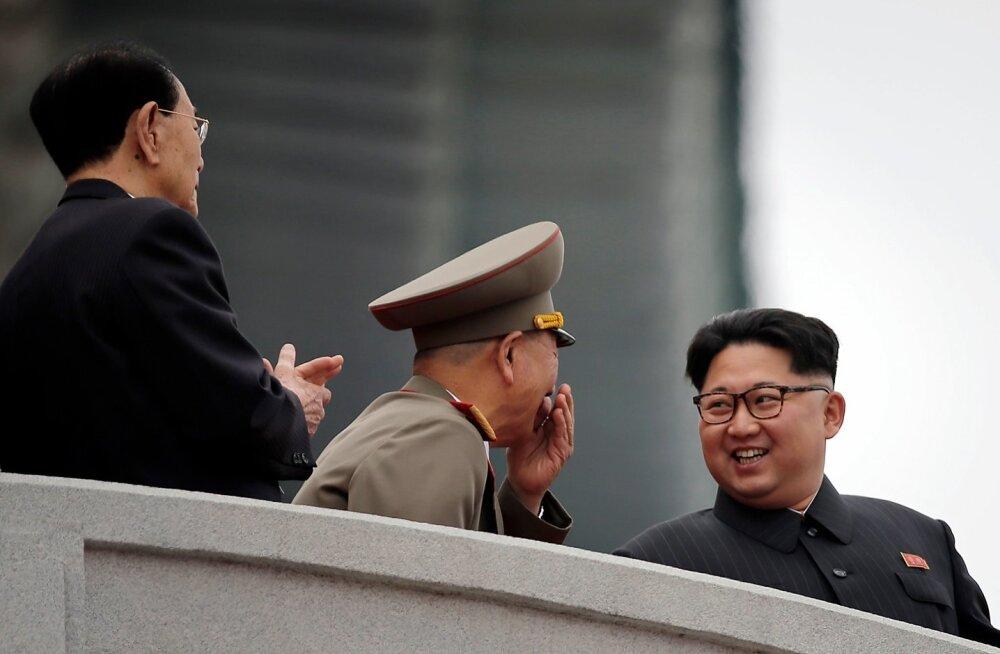 Allikas: Põhja-Korea hakkas salaja suurendama raketikütuse tootmist, USA mures