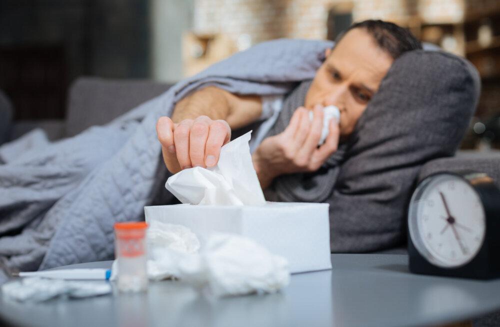 KUULA | Nohu ravimine on lihtne. Milleks siis kõik need tilgad ja tabletid?!