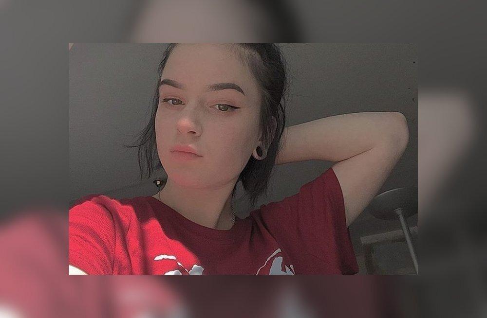 Полиция нашла пропавшую 14-летнюю девочку