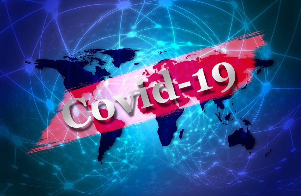 ТОП-40: Эстония вошла в число самых безопасных по коронавирусу стран мира