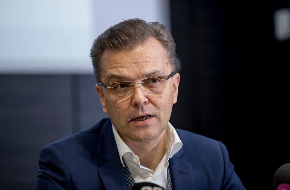 Stockmanni juht: kriisi ajal tuleb olla läbipaistev