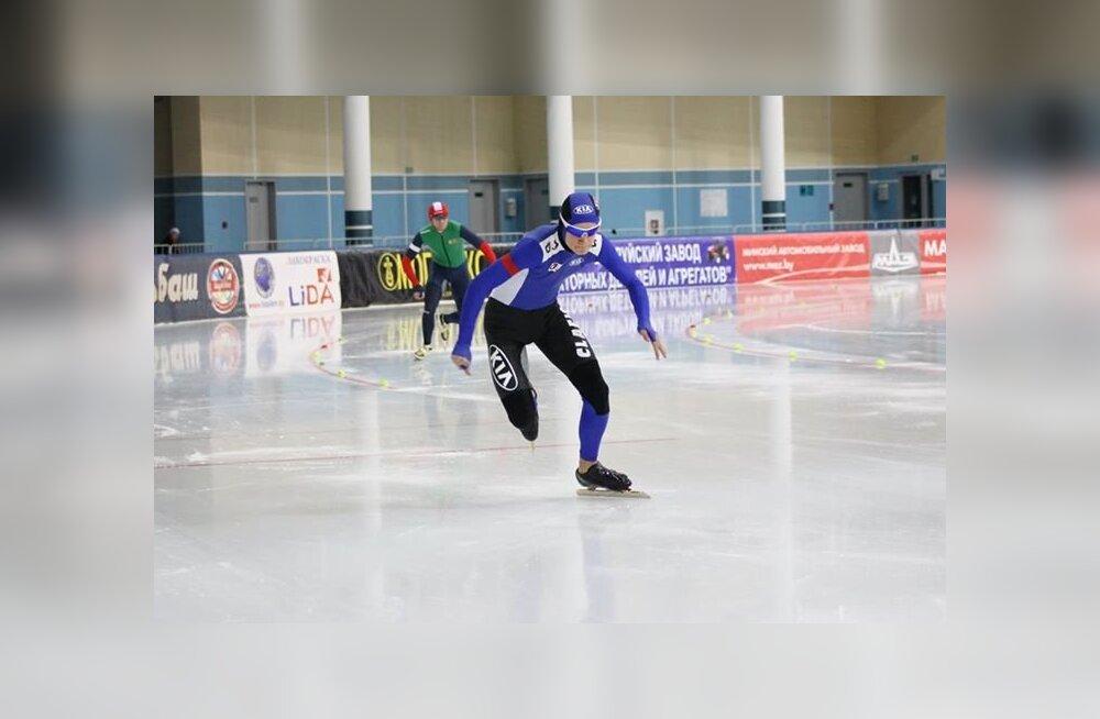 Võimsad Eesti rekordid püstitanud Marten Liiv jäi eelmise olümpia normidest vaid 0,1 sekundi kaugusele