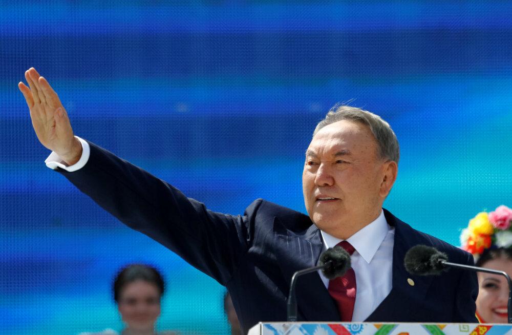 VIDEO: Kasahstanis on rahvas tänavatel, president hoiatas Ukraina stsenaariumi eest