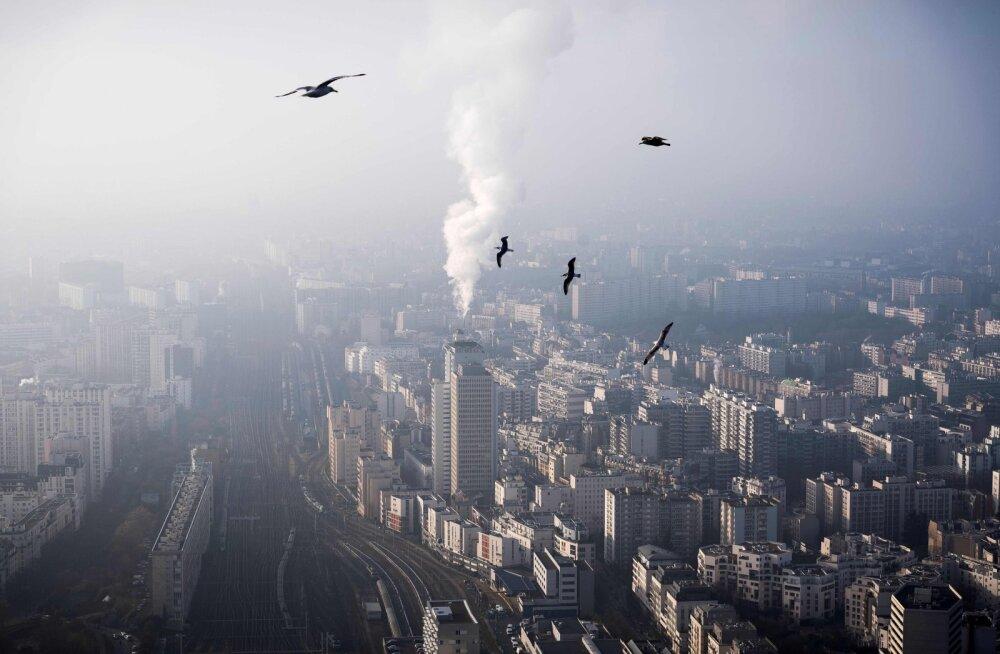 Kanada firma astus enda teatel pika sammu odava õhust valmistatud autokütuse suunas