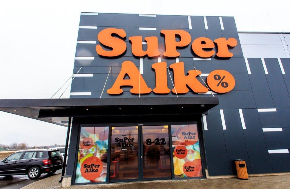 Super Alko Ainazi