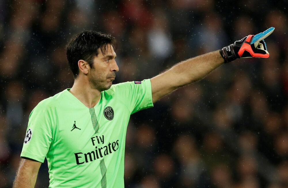 Vanameister Buffon avaldas, miks ta PSG-st lahkus