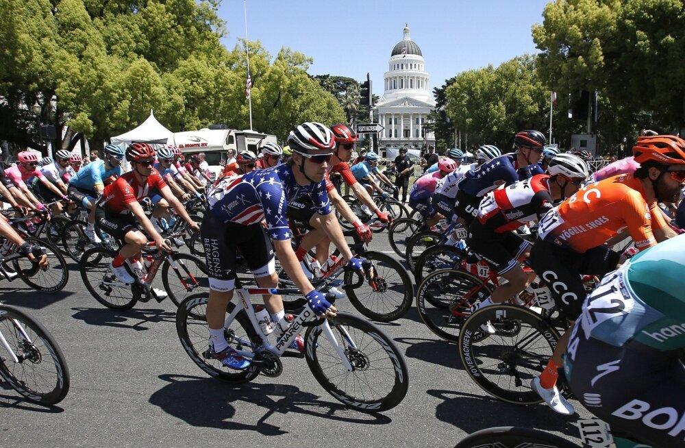 California velotuur 2019
