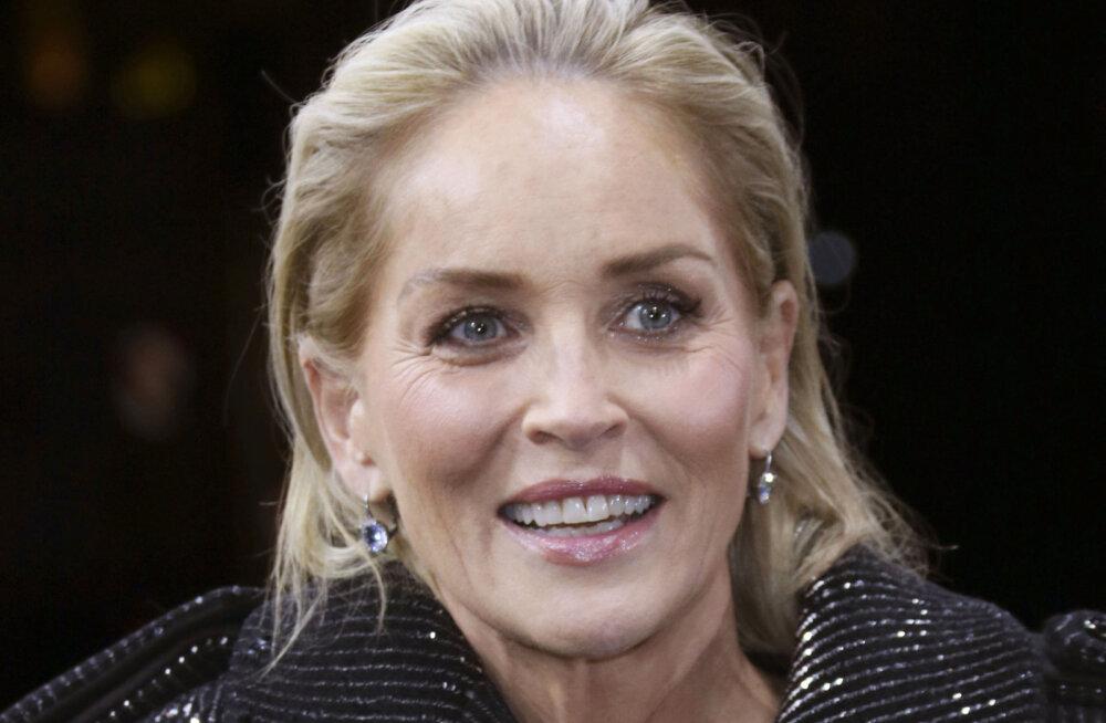 Sharon Stone visati kohtinguäpist välja väga üllatusliku põhjuse tõttu