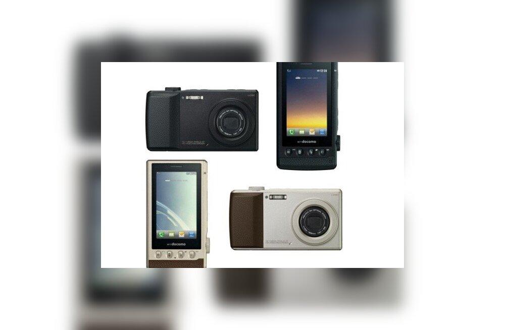 Kaameratelefon, mis peab kaamerat tähtsamaks