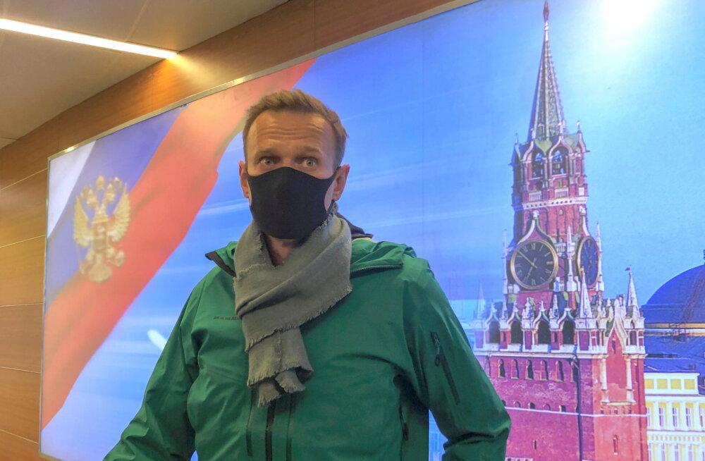 Kättemaks paljastuste eest: Vene võimuorganid pidasid kinni Navalnõi usaldusisikud