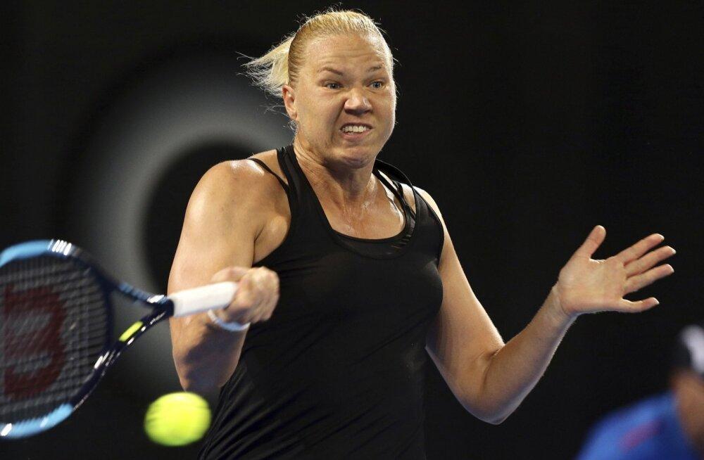 Kaia Kanepi - Karolina Pliškova Brisbane'is