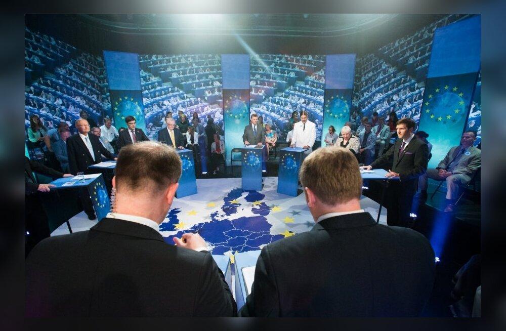 ETV esinumbrite debatt