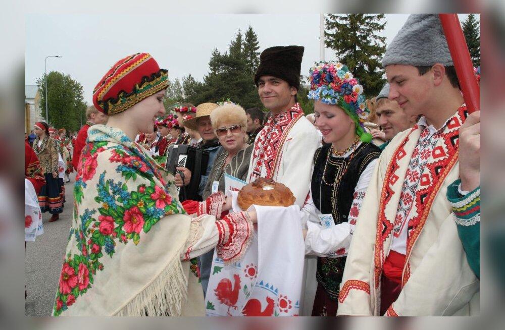 В Силламяэ пройдет XX Международный славянский праздник