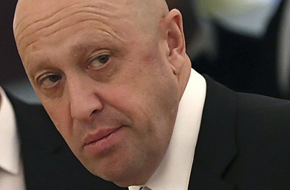 """""""Putini kokaks"""" nimetatud ärimees Jevgeni Prigožin"""
