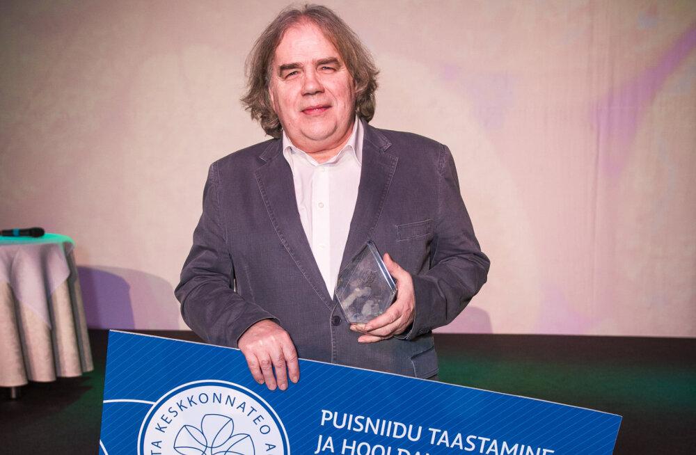 Aasta keskkonnateo auhinna pälvis Peeter Hermik