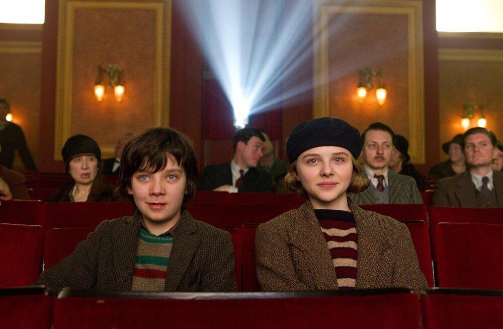Hugo Cabret' leiutis 3D, Hugo, Martin Scorsese