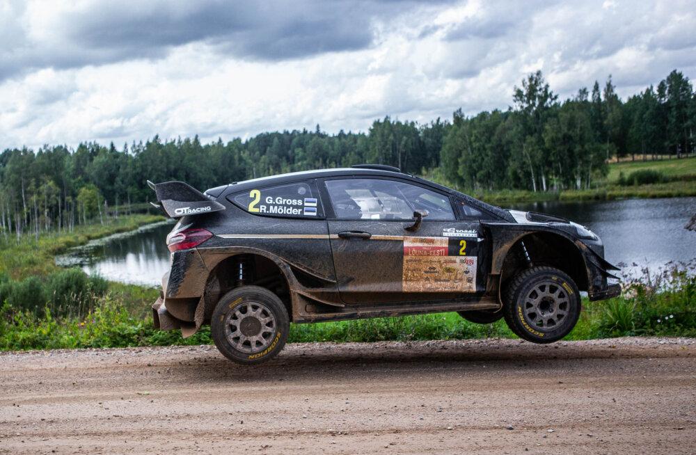 VIDEO   Tänaku tiim tahab saada tagasi Grossi WRC-autost lennanud juppe