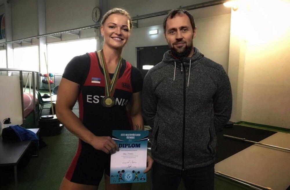 Eesti tugevaim naine kadus pärast rahvusrekordi püstitamist jäädavalt areenilt. Miks?