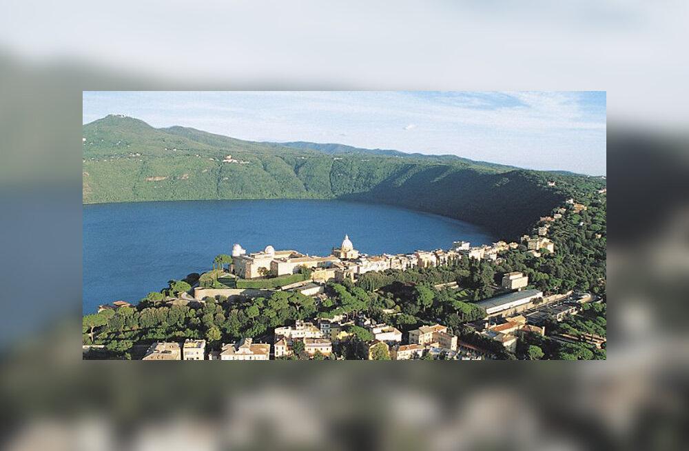 Недалеко от Рима обнаружили разрушительный вулкан
