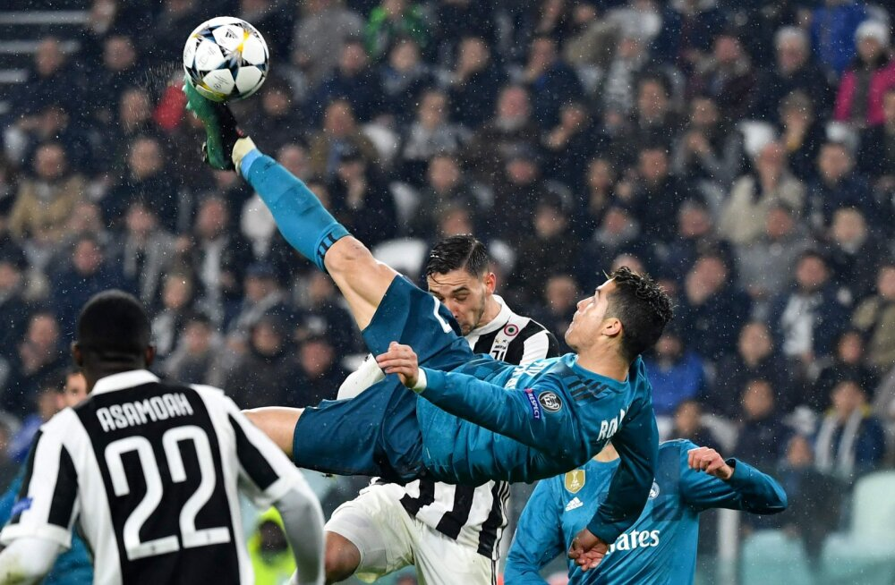 Ronaldo: Realist Juventusesse siirdumine oli lihtne otsus
