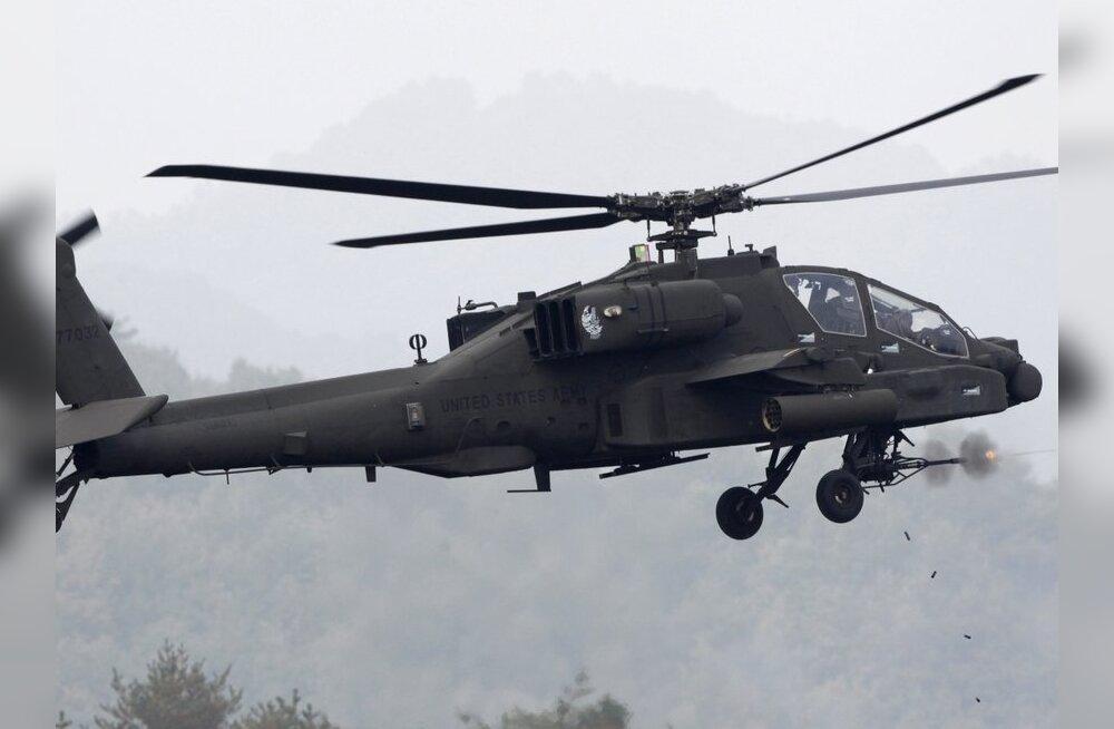 Somaallased tahtsid Hollandis õhujõudude baasi rünnata