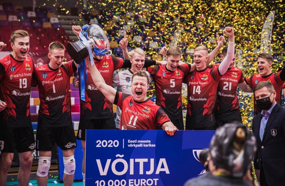 Aadu Luukase karikas 2020 finaal - Bigbank Tartu vs Selver Tallinn