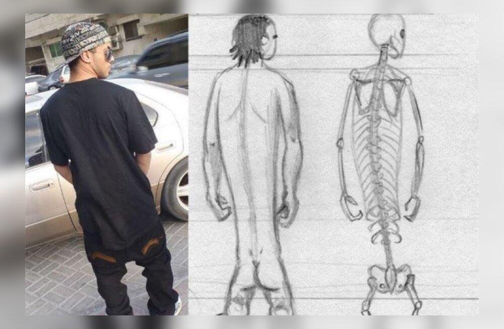 Картинки, смешная анатомия в картинках
