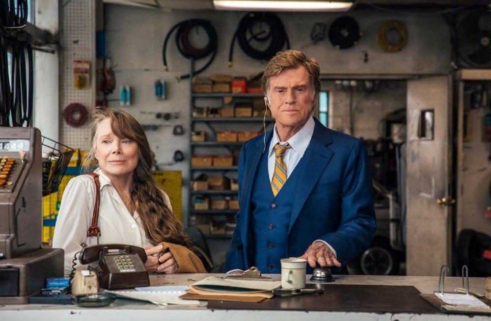 """PÖFFil linastub Robert Redfordi näitlejakarjääri viimane film """"Vanamees relvaga"""""""