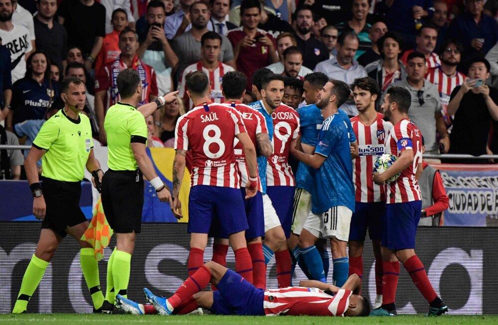 BLOGI | Suur õhtu Meistrite Liigas: Angel di Maria kollitas Reali, Atletico ja Juventus pidasid vägeva lahingu