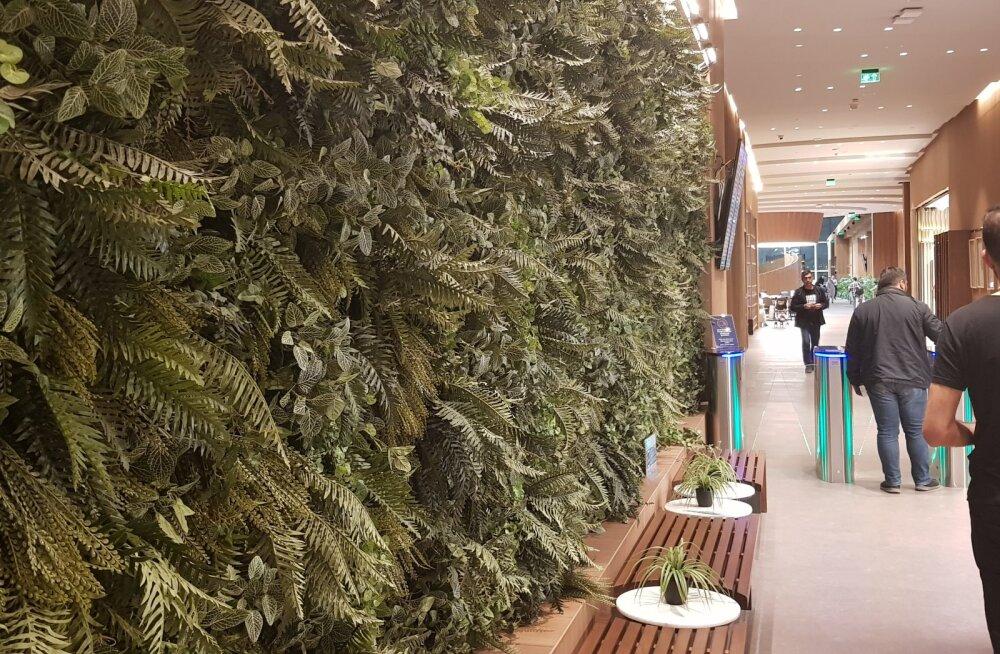 LOUNGISTA | Äriklassi ootesaal IGA Lounge Istanbuli uues lennujaamas üllatab oma mastaapsusega