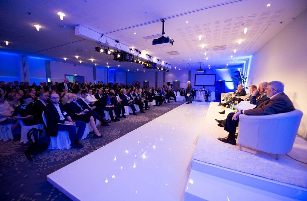 Lennart Meri konverents - Ukraina teema
