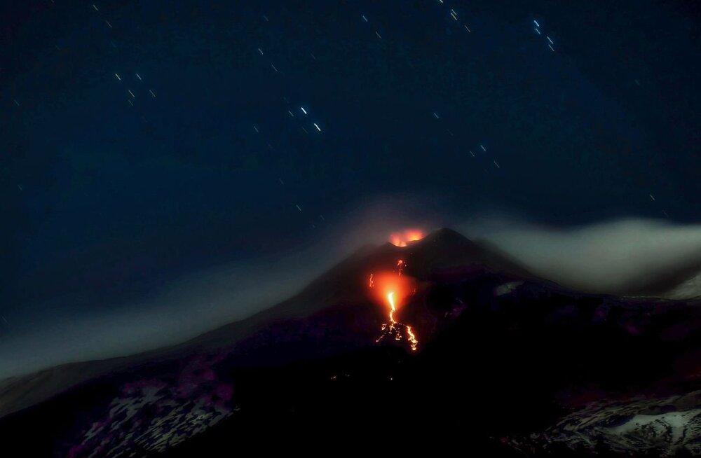 Vulkaanid katsid maakera mürgise elavhõbedaga